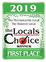 Mechanicsville Locals Choice Award Winner